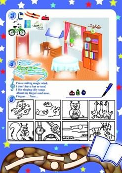 I CAN READ 2 книги для ребенка + МР3 - фото 3531