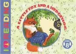"""Сказка """"A little fox and a hedgehog"""". Story 8 - фото 3875"""