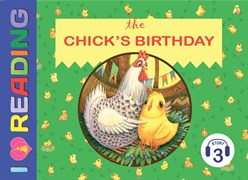 "Сказка ""Chick's birthday"". Story 3"
