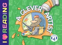 """Сказка """"A clever artist"""". Story 4 - фото 3927"""